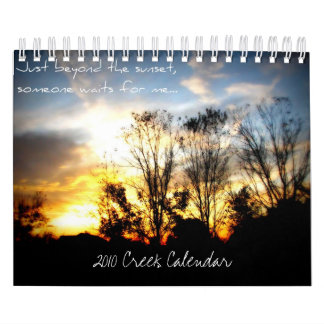 2010 Creek Calendar