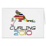 2010: Curling Cards