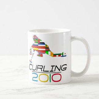 2010: Curling Mugs