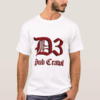 2010 D3 Pub Crawl T-Shirt v1.0