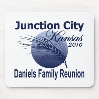 2010 Daniels Family Reunion Mouse Pad
