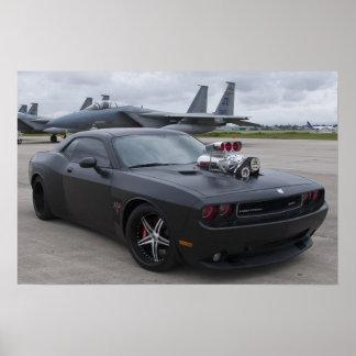2010 Dodge Challenger Print
