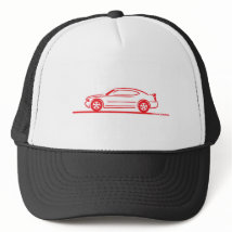 2010 Dodge Charger Trucker Hat