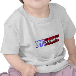 2010 el año hicimos el CONTRATO con América Camiseta