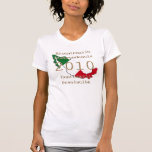 2010 - El año histórico de México Camisetas