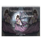 2010 Fairy Calendar Wall Calendar Molly Harrison