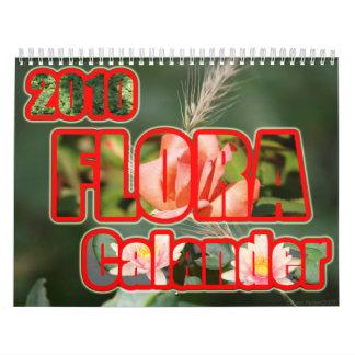 2010 Flora Calendar