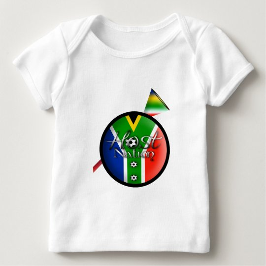 2010 Football host nation gifts & souvenirs Baby T-Shirt