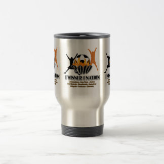 2010 Football host nation gifts & souvenirs 15 Oz Stainless Steel Travel Mug