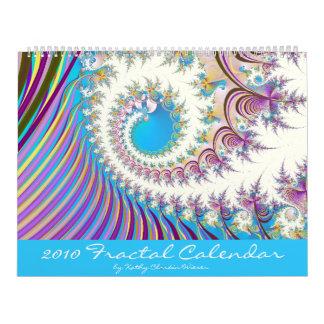 2010 Fractal Calendar 2