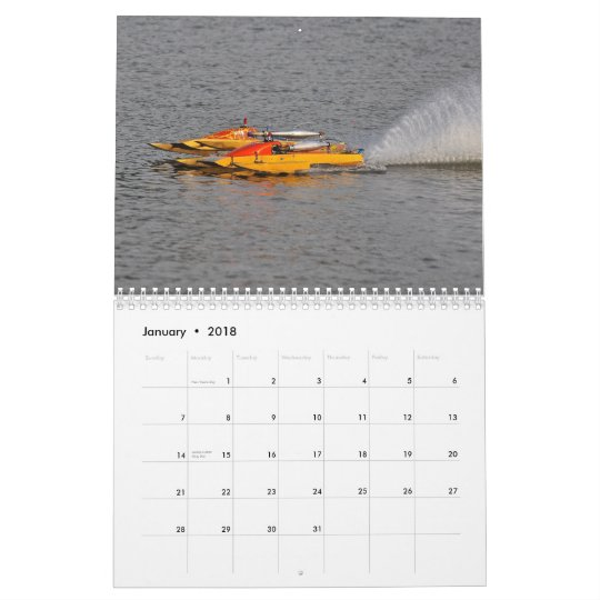 2010 Gas Nats Calendar