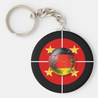 2010 Germany 4 times world champions target Key Chain
