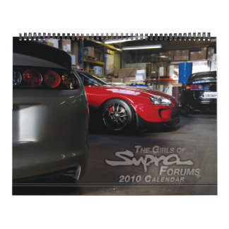 2010 Girls of Supraforums Calendar