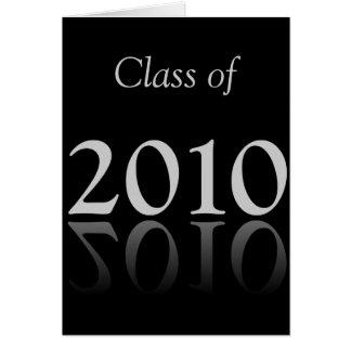2010 Graduation invitations Class of 2010