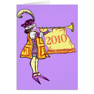 2010 GREETING CARDS