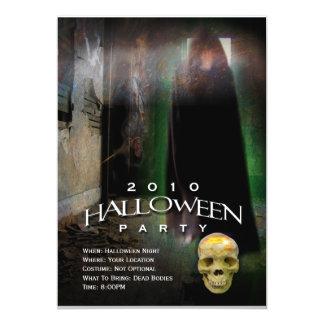 2010 Halloween Party Invitation