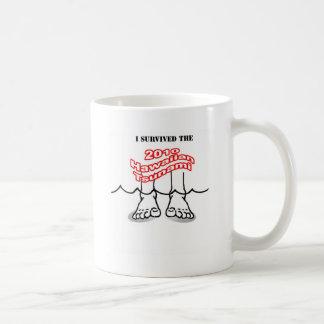 2010 Hawaiian Tsunami Coffee Mug