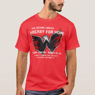 2010 Hockey for Hope T-Shirt