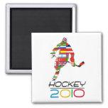 2010: Hockey Imán De Frigorifico