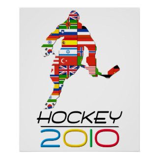 2010: Hockey Posters