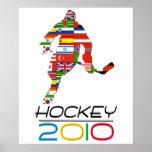 2010: Hockey Print