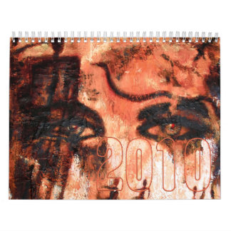 2010 Hommage to my ancestors... Calendar