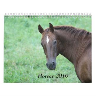 2010 Horse Calendar