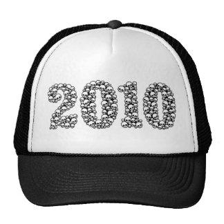 2010 in Skulls Trucker Hat