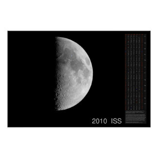 2010 ISS Calendar Posters