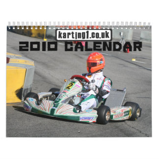 2010 Karting Calendar by Karting1.co.uk