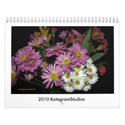 2010 KatagramStudios Calendar