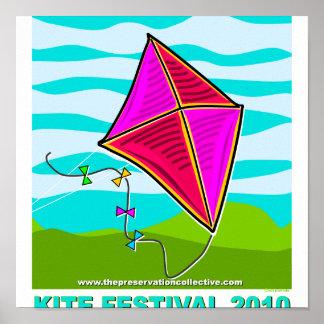 2010 Kite Festival Poster