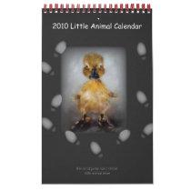 2010 Little Animal Calendar