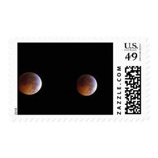 2010 Lunar Eclipse Postage