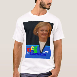 2010 Meg Whitman Basic Tee