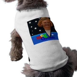 2010 Meg Whitman Doggie Tank Top