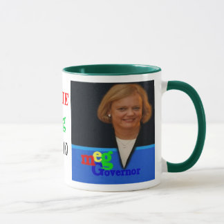 2010 Meg Whitman Mug