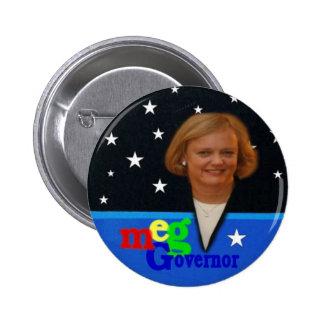 2010 Meg Whitman pin