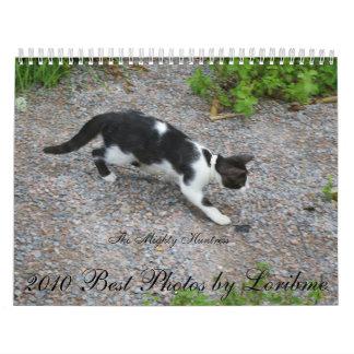 2010 mejores fotos por Loribme Calendarios De Pared