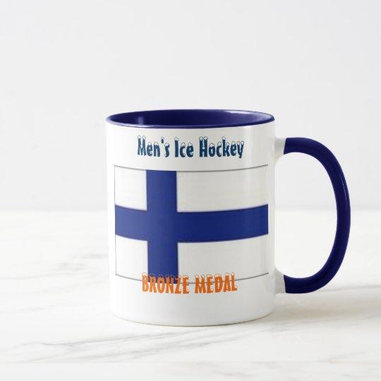 2010 Men's Ice Hockey - Bronze Medal Mug
