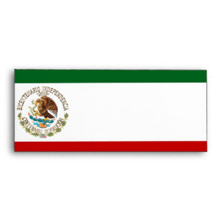 2010 Mexican Independence/Revolution Envelope