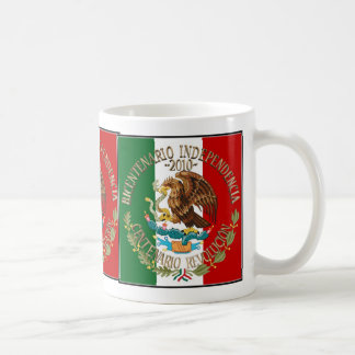 2010 Mexican Independence Revolution Coffee Mugs