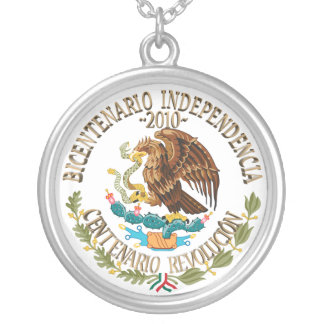 2010 Mexican Independence/Revolution Necklace
