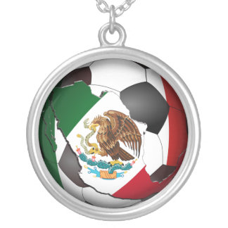 2010 Mexican Independence/Revolution Custom Necklace