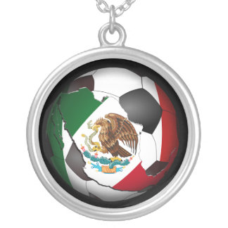2010 Mexican Independence/Revolution Necklaces