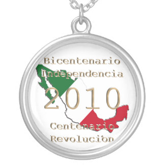 2010 Mexican Independence/Revolution Pendants