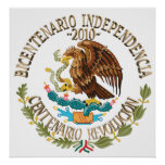 2010 Mexican Independence/Revolution Poster