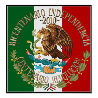 2010 Mexican Independence/Revolution Print
