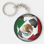 2010 Mexico Soccer Ball Key Chains