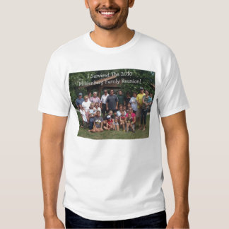 2010 Mildenberg Family Reunion T-shirt